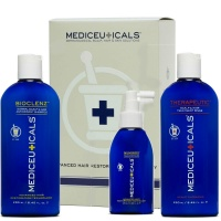 Mens Bioclenz Hair Restoration Kit for Normal Hair