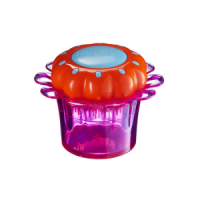 Tangle Teezer Flowerpot in Popping Purple